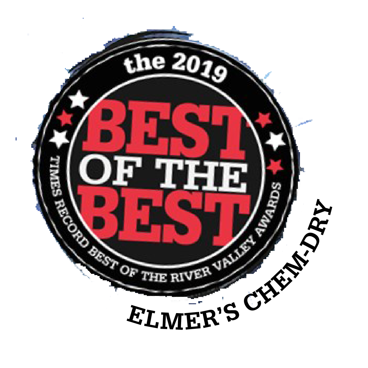 2019 Best of the Best awards sticker