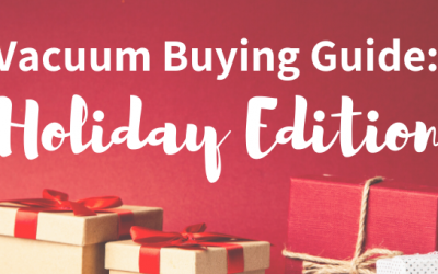 Vacuum Buying Guide: Holiday Edition