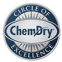 chem-dry circle of excellence badge